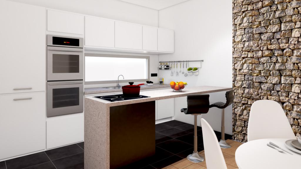 Diseño de interiores 3D - Villegas Fotografía