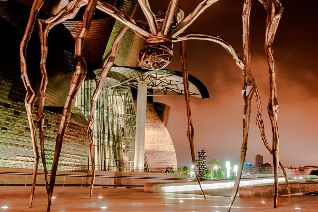 Guggenheim Bilbao - - Fotografía de arquitectura