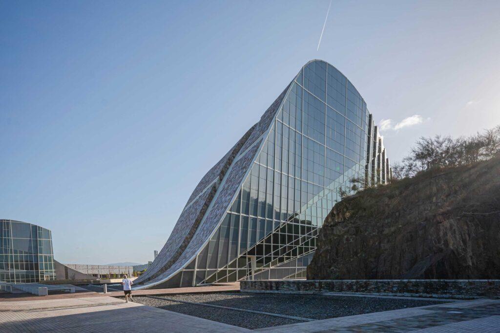 Ciudad de las letras- Fotografía de arquitectura