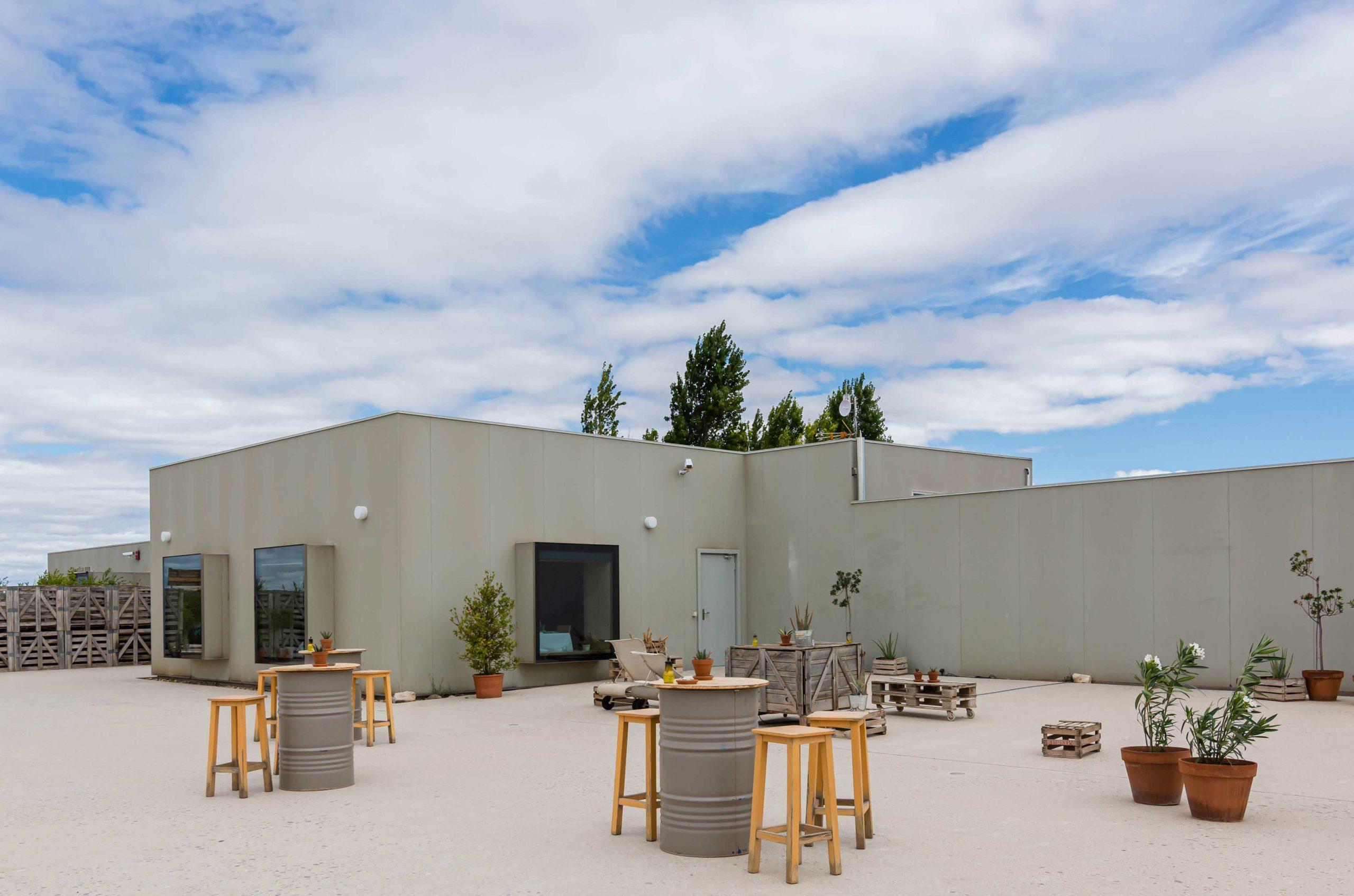 Hotel Aire de Bardenas - Fotografía de arquitectura e interiorismo
