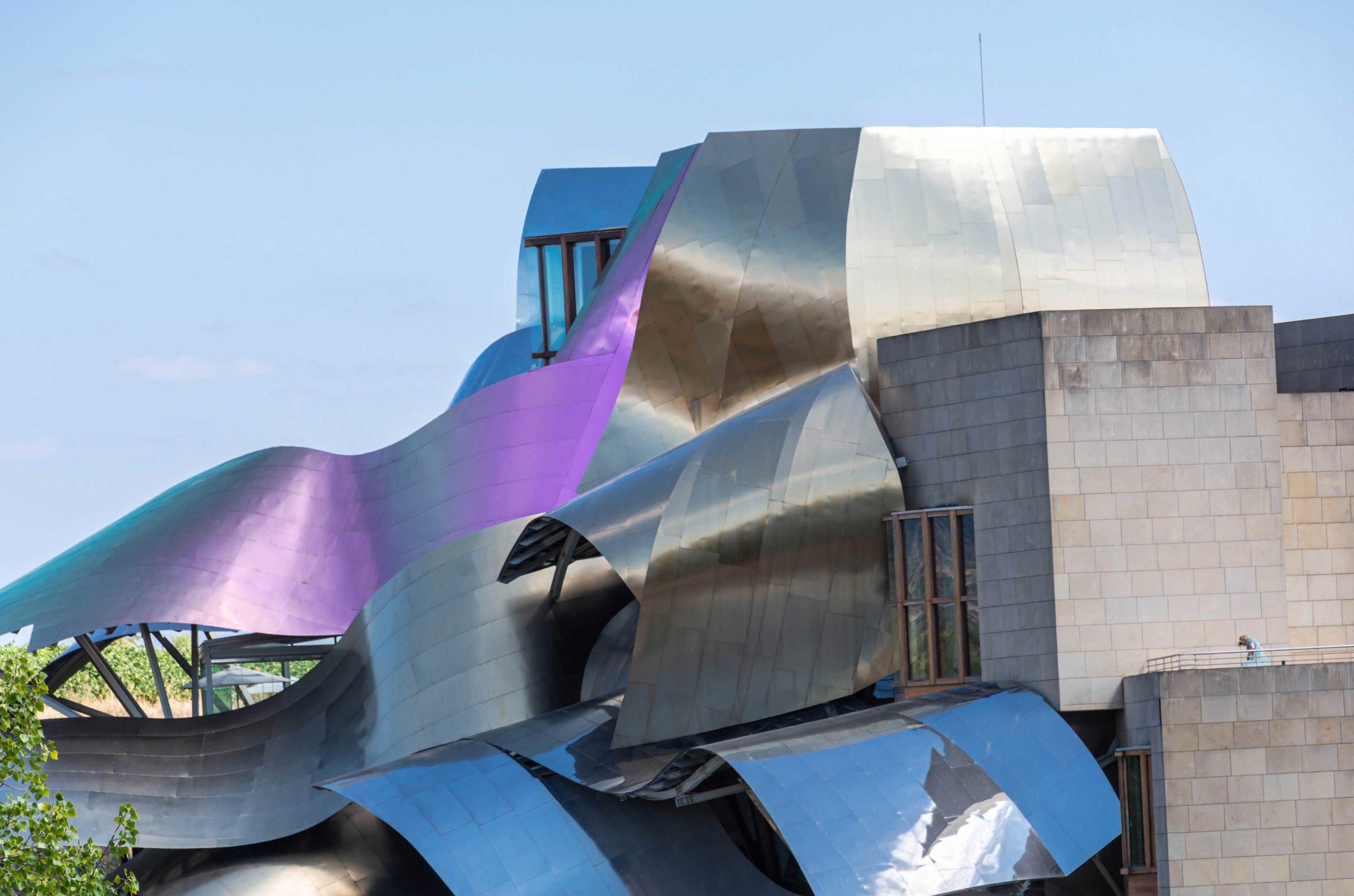 Bodegas Marqués de Riscal - Fotografía de arquitectura e interiorismo
