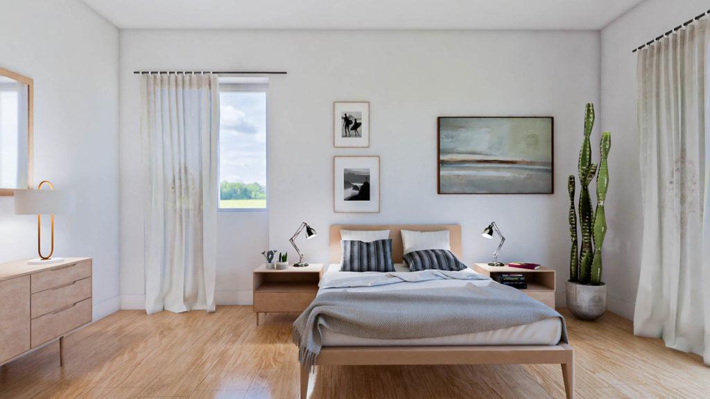 Beneficios del render 3D para interiorismo - Villegas Fotografía