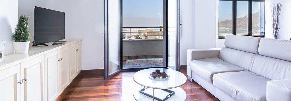 Fotografía para inmobiliarias - Vivienda en Donostia-San Sebastián